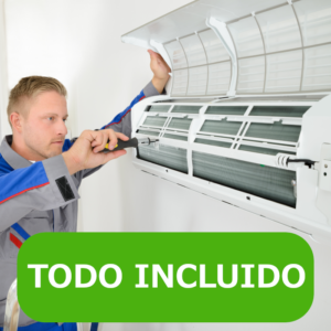 contrato mantenimiento aire acondicionado