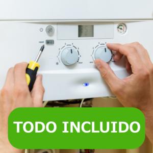 contrato mantenimiento calentador