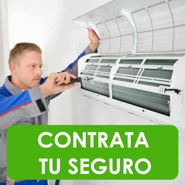 seguro de mantenimiento aires acondicionados