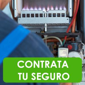 seguro de mantenimiento caldera