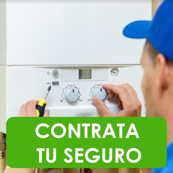 seguro de mantenimiento calentador